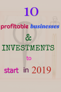 10 profitable investments