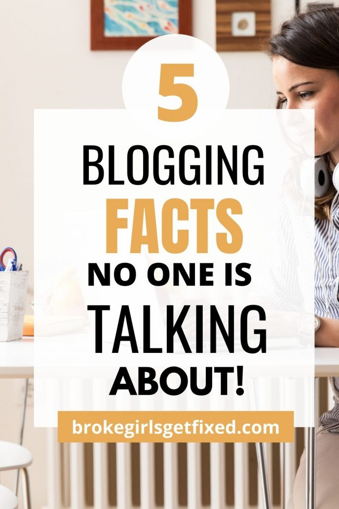 hidden truth about blogging no one talks about