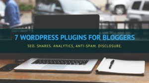 WordPress plugins: top 5 for new bloggers