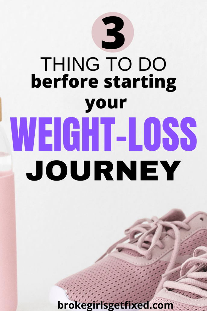 start your weight-loss journey