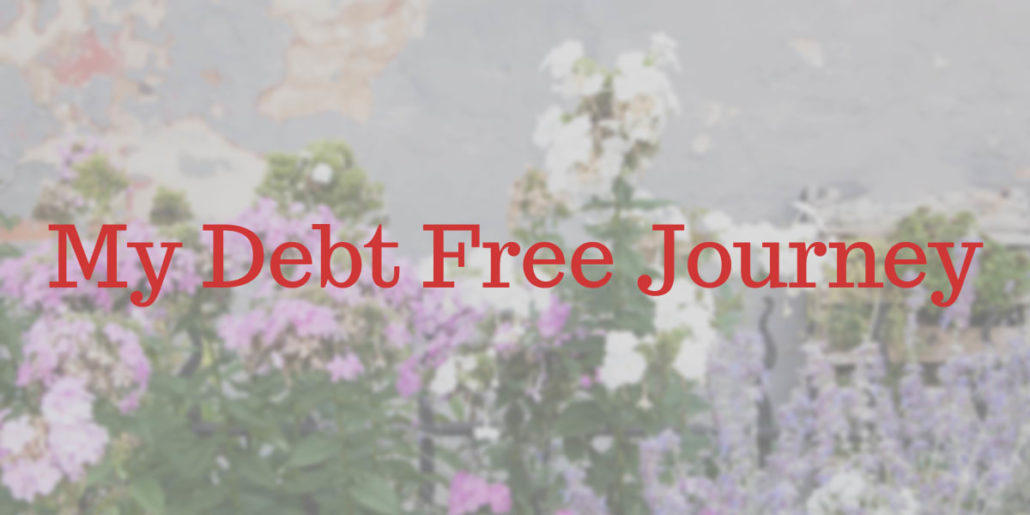 How I became debt free in february