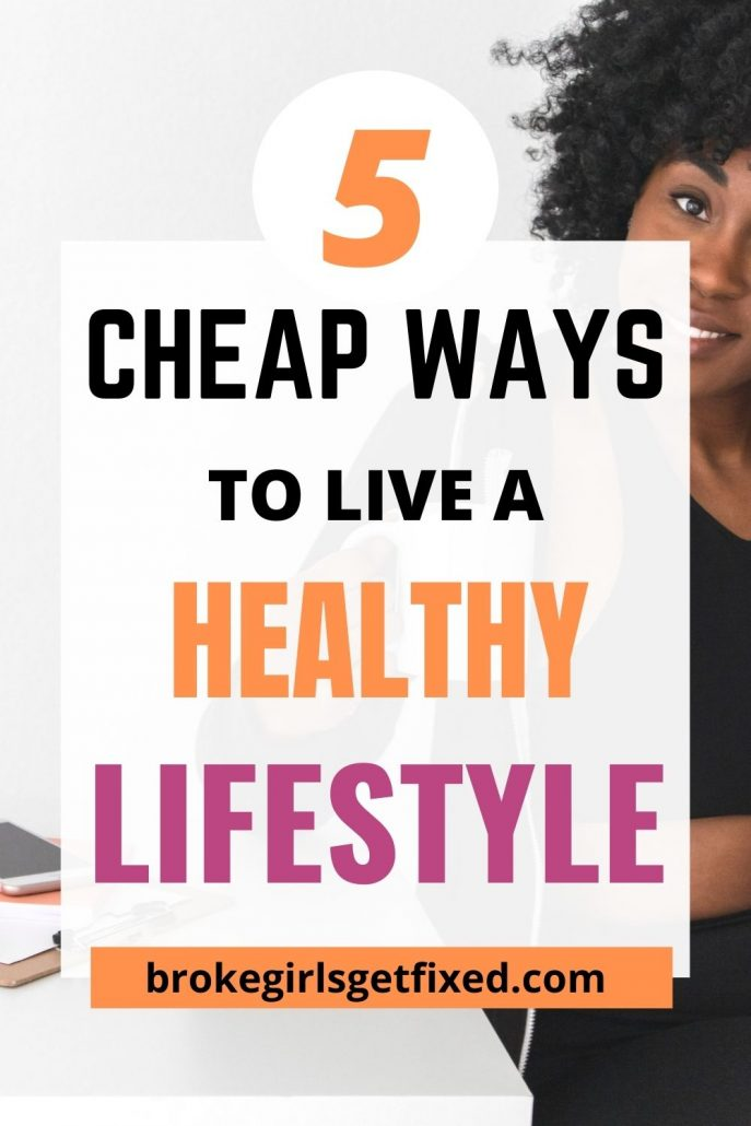 cheap ways to be healthy