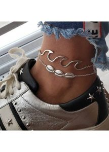 unique anklets