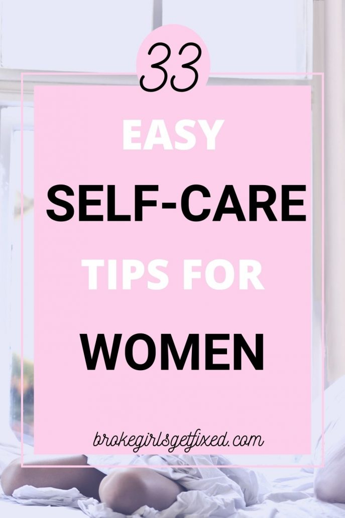 33 of the best self-care tips for women