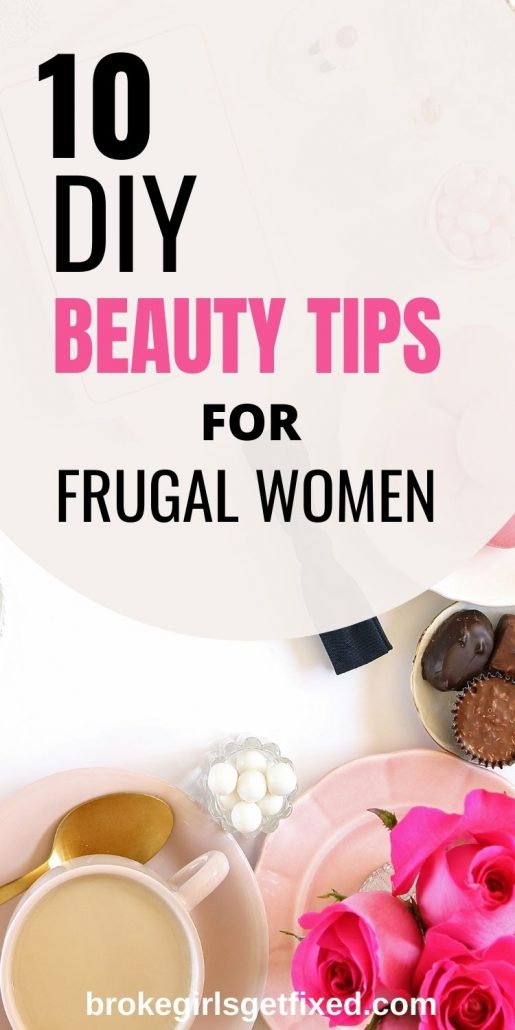 DIY beauty tips for women