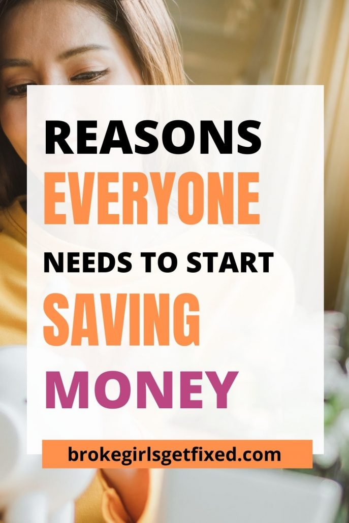 10 reasons to save money