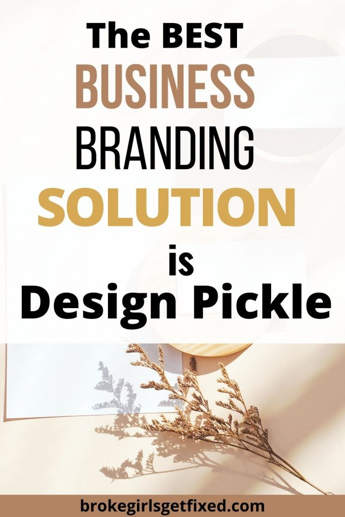 the best solution for your business is Design Pickle