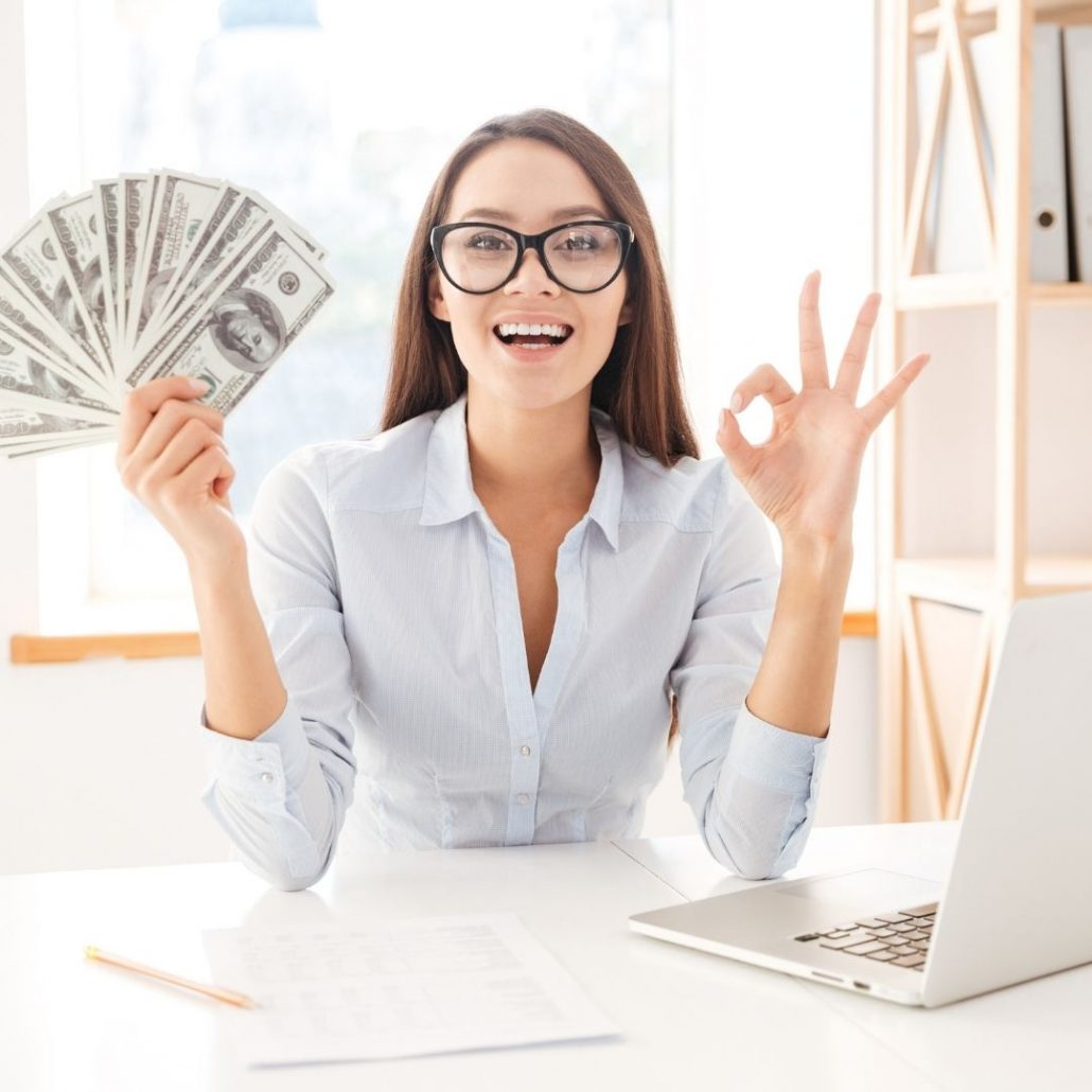 make extra money to live without debt