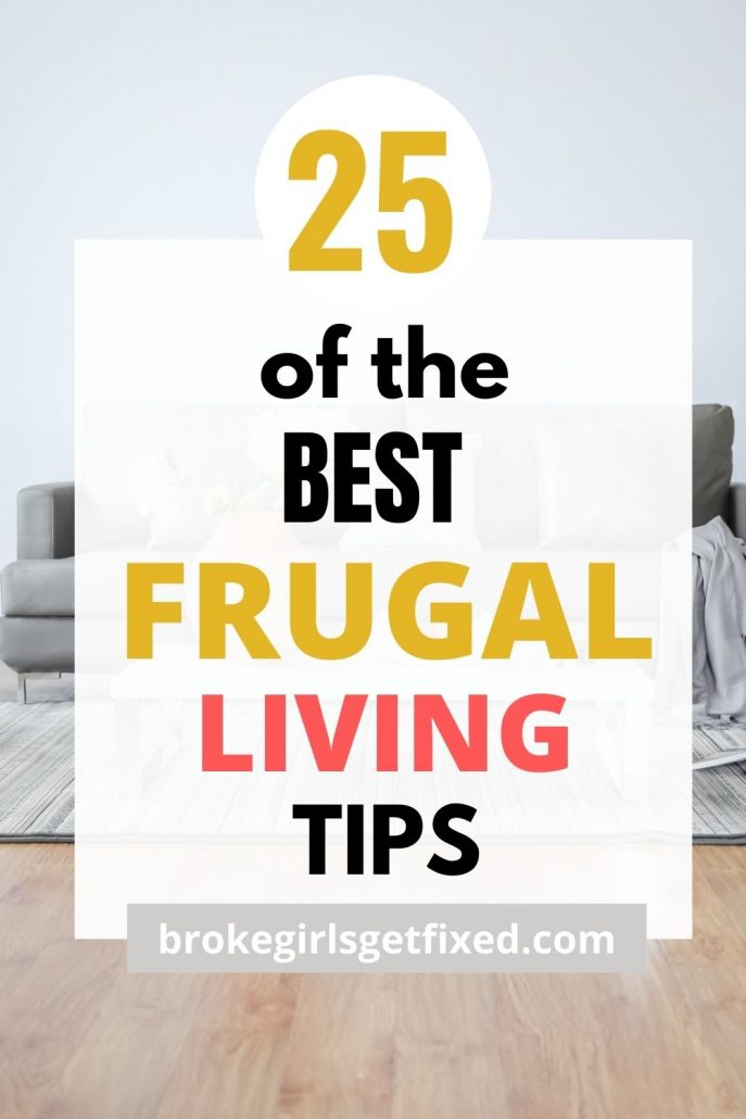 best frugal living tips to try