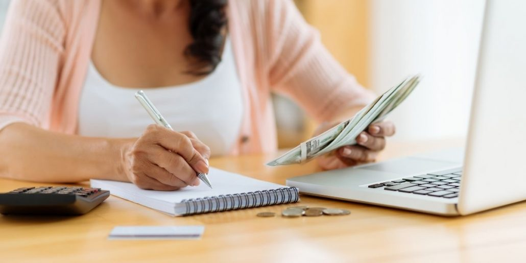 budgeting tips on a low income